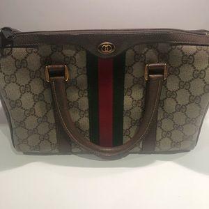 Gucci Boston Bag Vintage